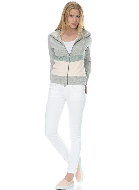 Mustang Pantolon | Gina - Skinny Beyaz